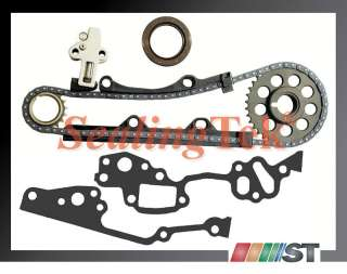 85+ Toyota 22R 22RE 22REC Engine Timing Chain Gear Kit