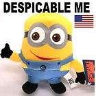 14 Despicable Me Minion Stuffed Plush