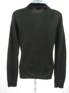 GERARD DAREL Brown Wool Knit Caridgan Sweater Size 3