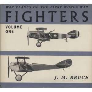 War planes of the first world war (9780356014722) J. M Bruce Books