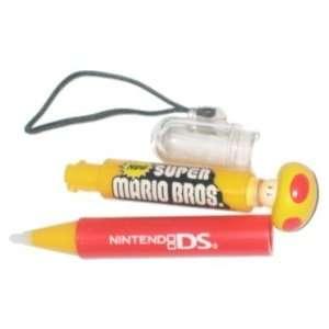 Nintendo Super Mario Bros. Mega Mushroom DS Stylus Pen Toys & Games