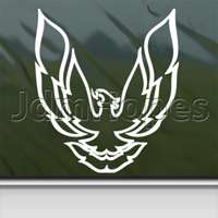 Trans Am WS6 Decal Car Truck Bumper Window Sticker