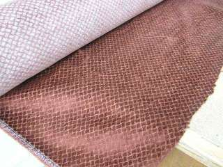 high quality teek maroon upholstery material fabric WRV