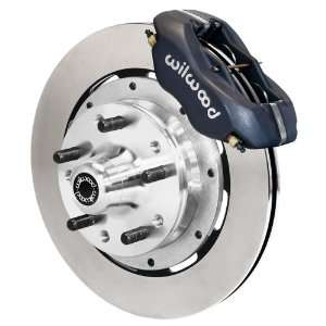 Wilwood 140 4304 B Heavy Duty Front Disc Brake Kit for 65 69 Mustang