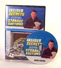 STORAGE WARS? HOW TO MAKE MONEY WITH STORAGE AUCTIONS VIDEO COURSE