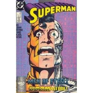 #20 Karl & Kesel With Men of Steel and the Doom Patrol Byrne Books