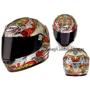 Suomy Vandal Actuality Full Face Helmet  Sports & Outdoors
