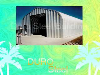 Duro Steel 30x60x14 Metal Building Prefab Workshop Kits
