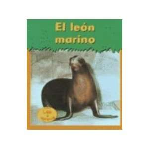 El Leon Marino  Sea Lion (Animales del Zoologico) (Spanish Edition)