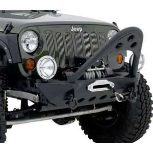 76522 Jeep Wrangler SRC Stinger Front Winch Bumper   JK   Winch Bumper
