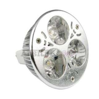 3W Mr16/12V GU10 E27/220V White Warm White LED Home Down Light Lamp