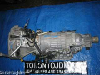 2000 2003 SUBARU LEGACY 2.5L JDM AUTOMATIC TRANSMISSION
