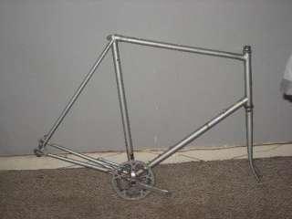 Schwinn Letour Chicago Road Bike Frame Set Fork Cro Moly 4130 L@@K