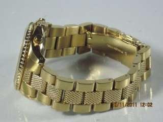 Michael Kors MK 5446 Womens Gold Tone Stainless Steel Chronograph MOP