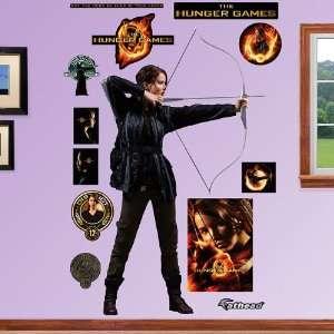 Katniss Everdeen Real Big Fathead Wall Graphics