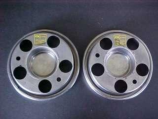 Ferrari 246 Dino Wheel Hub Cap Pair OEM