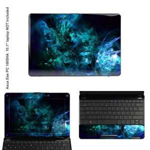 Protective Decal Skin Sticker for Asus Eee PC 1005HA case