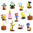 wii super mario bros yoshi koopa 13 figure set part 4 $ 24 86 time