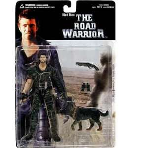 Road Warrior Mad Max with Dog Action Figure: Toys & Games