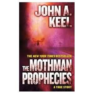 The Mothman Prophecies 1st (first) edition Text Only: John
