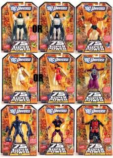 DC Universe Classics Wave 12 Set of 9 Mattel Action Figures Toys