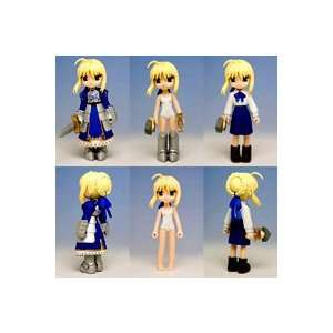 Fate Stay Night Saber Clothes Change Figure Toys & Games