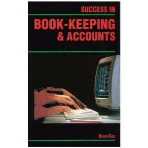 in Bookkeeping & Accounts David Cox 9780719541940  Books