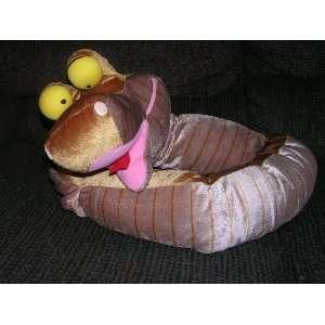 Jungle Book Large Jumbo Size 5 Foot Plush KAA the Snake Puppet Doll