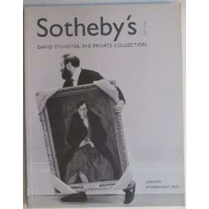 David Sylvester : The Private Collection   Sothebys