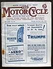 MOTOR CYCLE MAGAZINE 10 DEC 1931   CARE & MAINTENANCE OF THE O.H.V