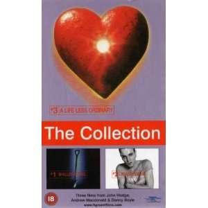 Less Ordinary [VHS]: Ewan McGregor, Cameron Diaz, Holly Hunter, Delroy