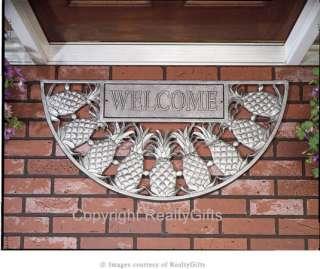 NEW PINEAPPLE ** WELCOME ** DOORMAT DOOR MAT WHITEHALL