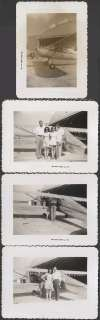 Photo Pretty Girls w/ Cessna 140 Airplane 616942