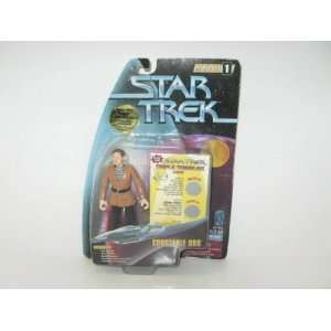 Star Trek Warp Factor Series 1 Constable Odo Action Figure