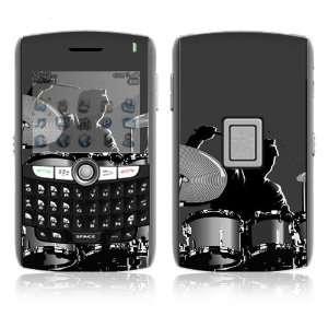 BlackBerry World 8800/8820/8830 Vinyl Decal Skin   Drum
