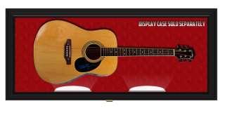 Bentley Autographed Signed Acoustic Guitar UACC RD COA UACC RD COA