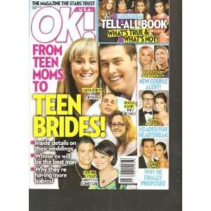 OK USA Magazine (From Teen moms to Teen brides, January 23