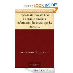 Tractado da terra do Brasil no qual se contem a informação das