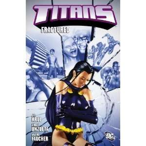 Titans Vol. 3 Fractured [Paperback] Eric Wallace Books
