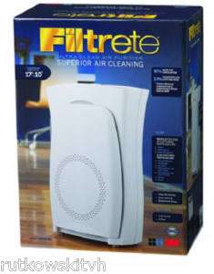 120V Filtrete Ultra Quiet Small Room Air Purifier 051135806678
