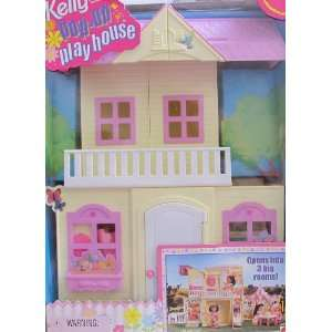 Barbie KELLY POP UP PLAY HOUSE   3 Room PLAYHOUSE w
