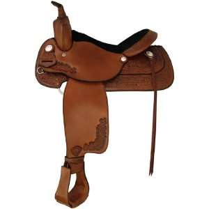 Tex Tan Albany All Around Saddle Sports & Outdoors