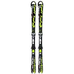 Fischer 2012 RC4 World Cup Slalom Race Skis 165 cm Length