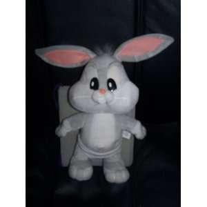 Looney Tunes Baby Bugs Bunny Plush with Book