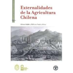 Externalidades de la Agricultura Chilena (9789561408364