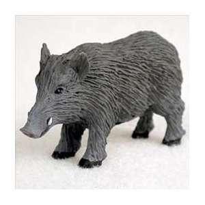 Razorback Hog Tiny One Figurine