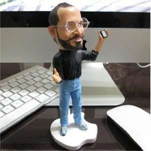 new arrival applesstore ceo steve jobs figure 18cm resin: Toys & Games