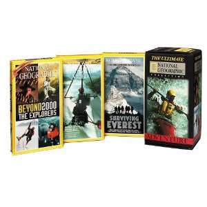 Ultimate National Geographic Collection   Adventure [VHS] National