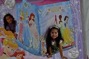 Disney Princess EZ Twist Hide 'n play Snow White Cinderella Ariel