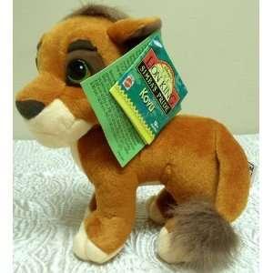 Find Disney Lion King Simbas Pride 8 Plush Kovu Doll Toys & Games